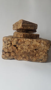 African Black Soap - 8 oz - KLH Botanicals