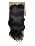 Raw Remy Indian Natural Wave Closure - KLH Botanicals