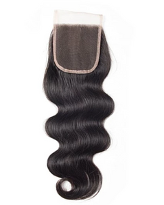 East Asian Body Wave 4x4 Closure - KLH Botanicals
