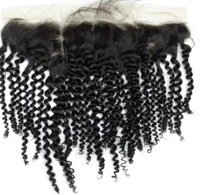 Exotic Kinky Curly 13x4 Frontal - KLH Botanicals