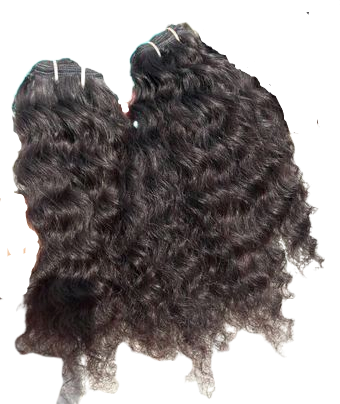 Raw Temple Indian Hair Natural Curl - KLH Botanicals