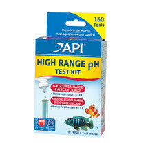 API High Range pH Test Kit, 160 Tests at nocoastaquatics.com