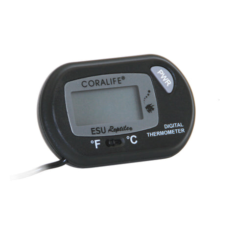 Coralife Digital Thermometer at nocoastaquatics.com