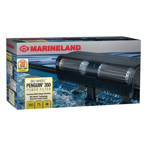 MarineLand Penguin® BIO-Wheel® Power Filter, Models 200 and 350