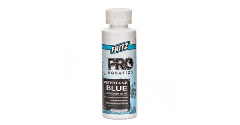 Fritz Pro Aquatics Methylene Blue, Fish Disease Prevention, 4 oz