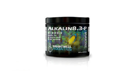 Brightwell Aquatics Alkalin8.3-P, KH Buffer Powder, 250g/8.8 oz.