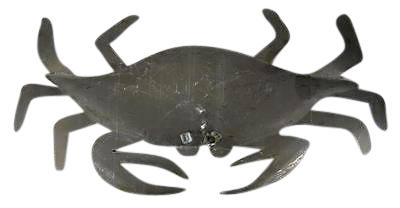 "Blank Steel 48"" Crab for Painters nautical art canvas wall"