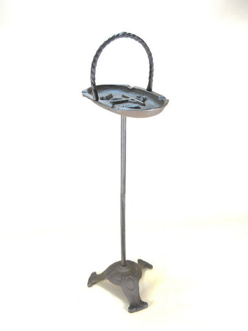 Nautical Anchor Ashtray Stand Cast Iron Navy Sailor Fisherman Marine Gift  Cigar