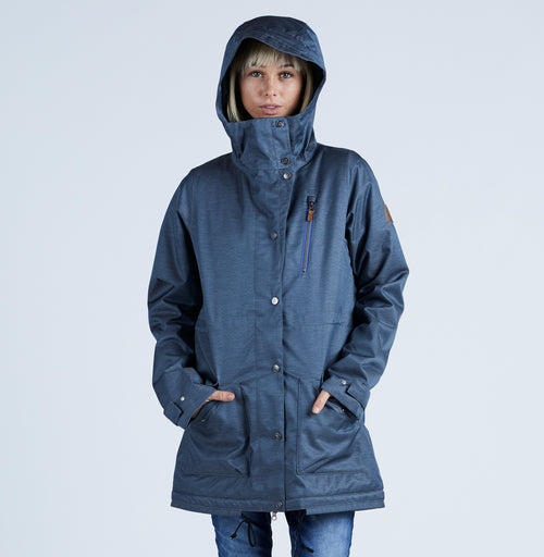 AUDIO PARKA