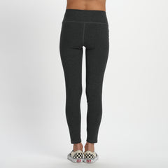 Nikita Logo Leggings Runway Legging Black Charcoal