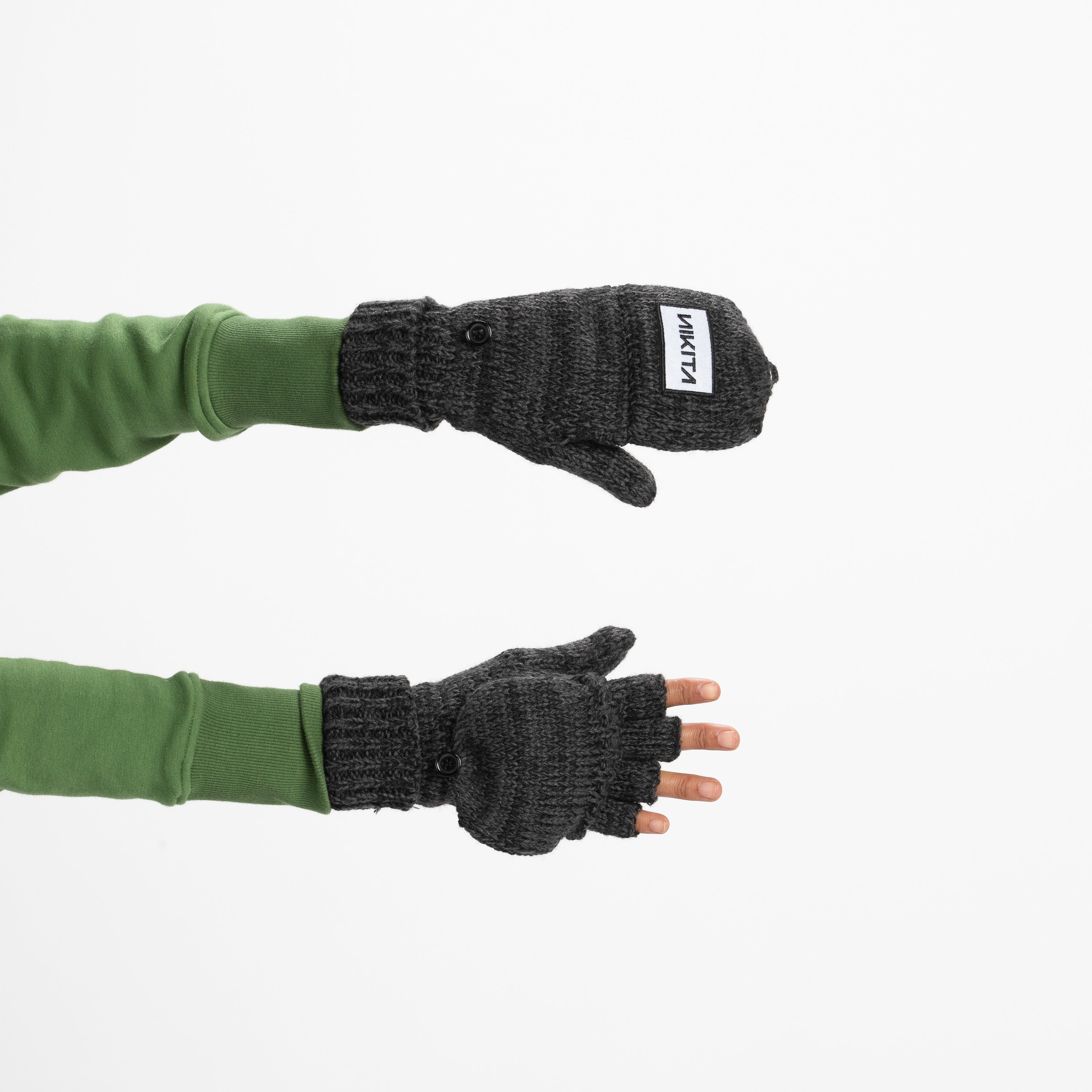 Nikita Clove Gloves Black