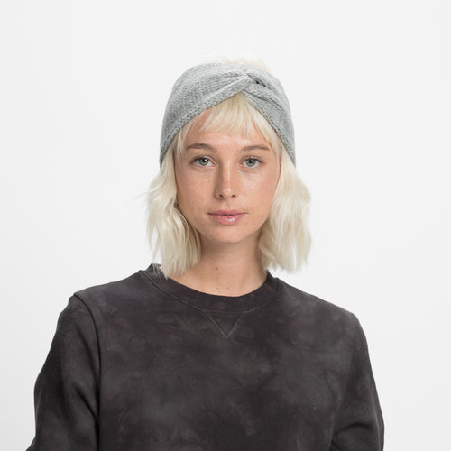 Nikita Pick Headband Grey