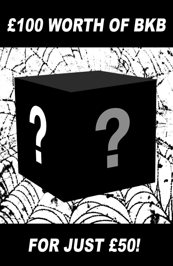 Men's £50 Mystery Box - Alternative Streetwear & Street Style from Bear Knuckle Brawlers