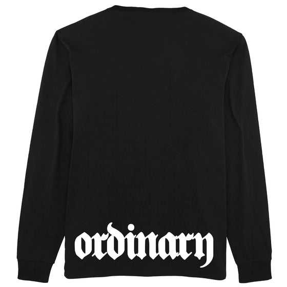 Extraordinary Longsleeve T Shirt - Black