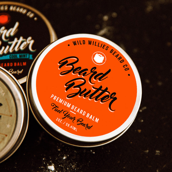 Premium Beard Care Products Fuel Your Beard Wild