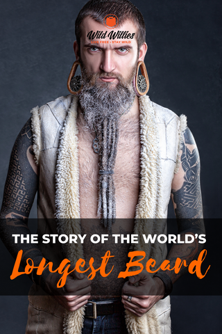 The Longest Beard in the World