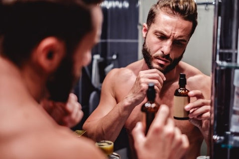 Use Beard Shampoo and Beard Oil to Keep Your Beard Moisturized and Well-Conditioned