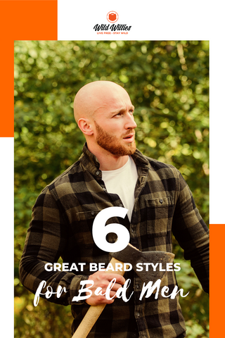 Bald Bearded Man | 6 Beard Styles for Bald Men
