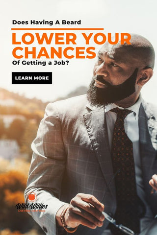 Bearded Man in a Suit | Does Having a Beard Lower Your Chances of Landing A Job