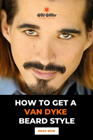 How to Get a Van Dyke Beard Picture