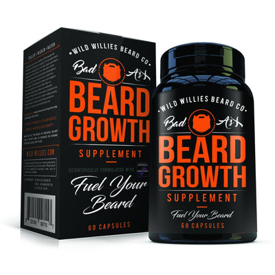 Beard Growth Kit