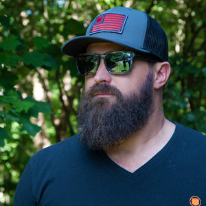 Wild Freedom Trucker - Gray