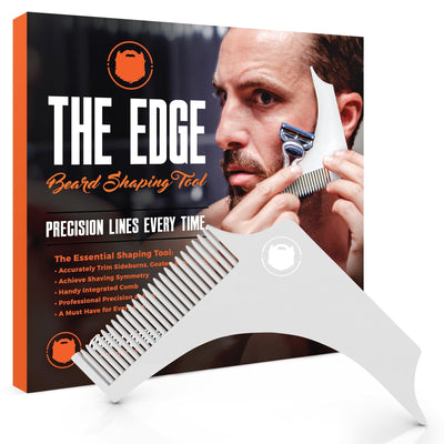 THE EDGE BEARD SHAPING TOOL