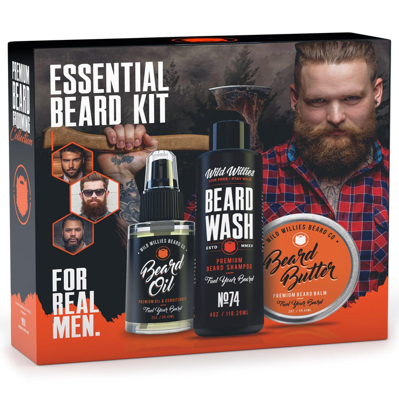 ESSENTIAL BEARD KIT