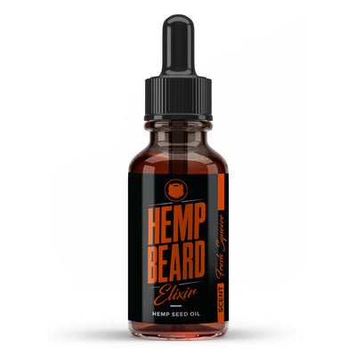 Fresh Squeeze Hemp Beard Oil Wild Willies Atlanta