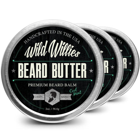 Beard Butter Bundles - Cool Mint