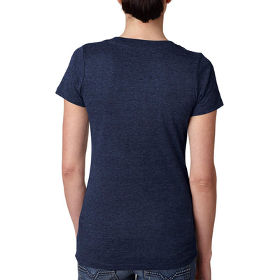 Simple Lightning - Ladies V-Neck