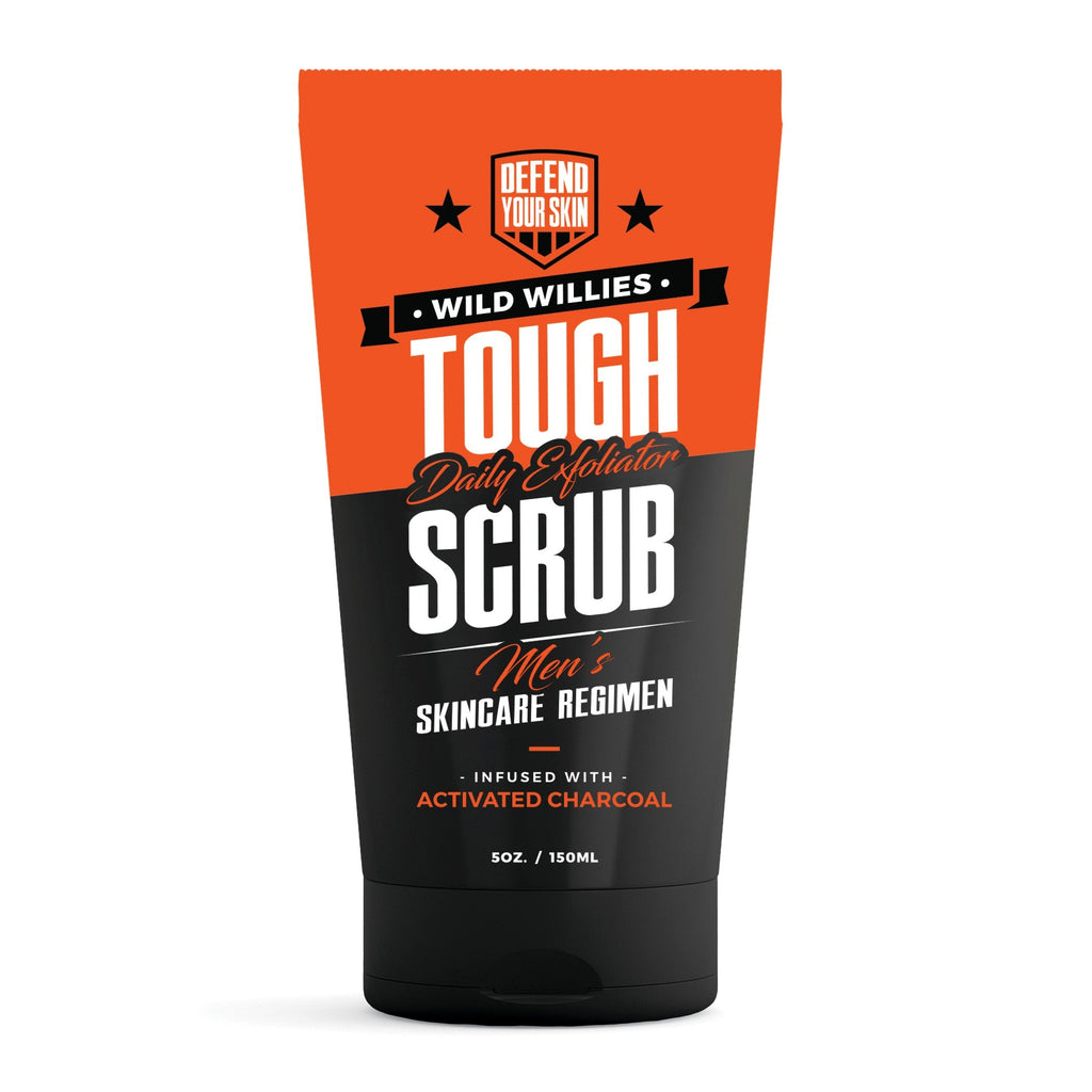 TOUGH SCRUB