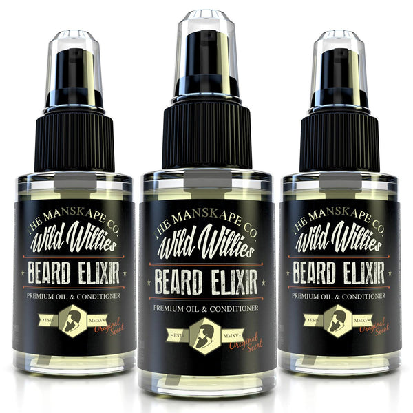 Beard Oil Bundles - Original