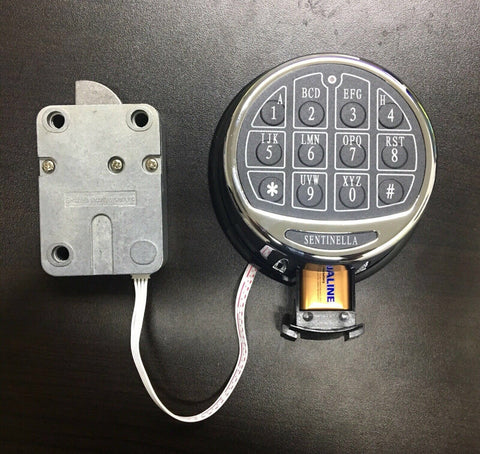 Electronic Keypad Safe Lock for replacement