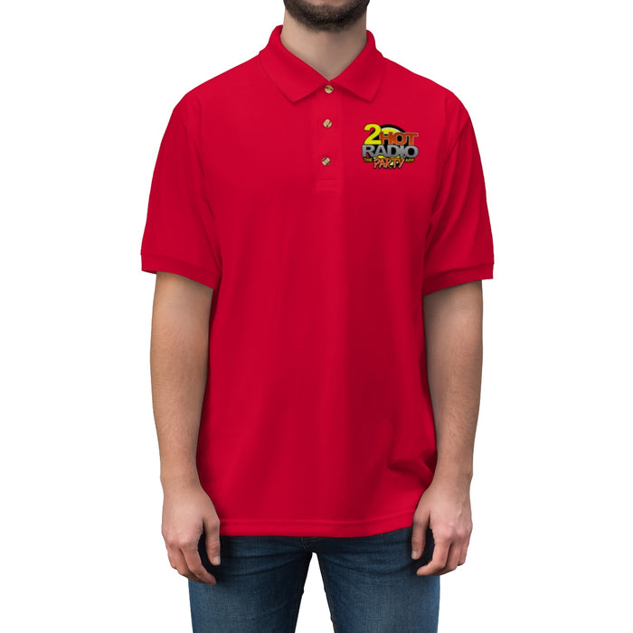 Men's Jersey Polo Shirt