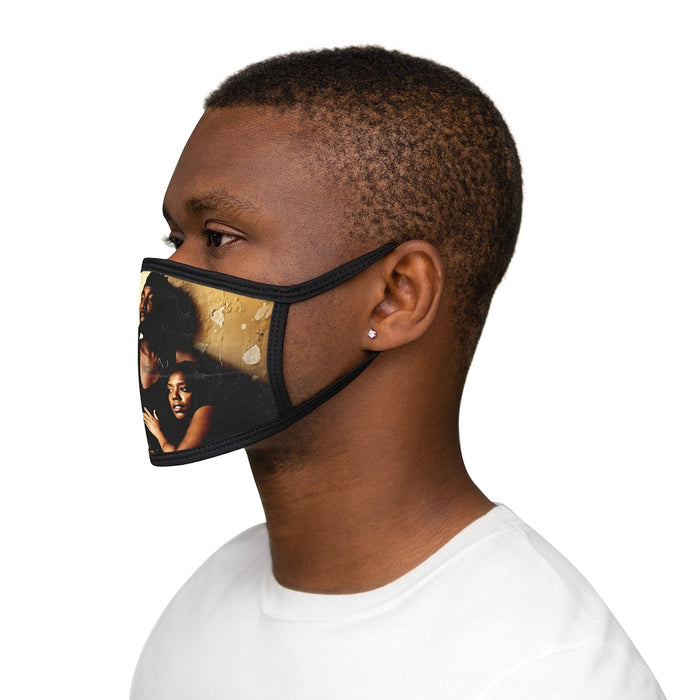 YT Fabric Face Mask