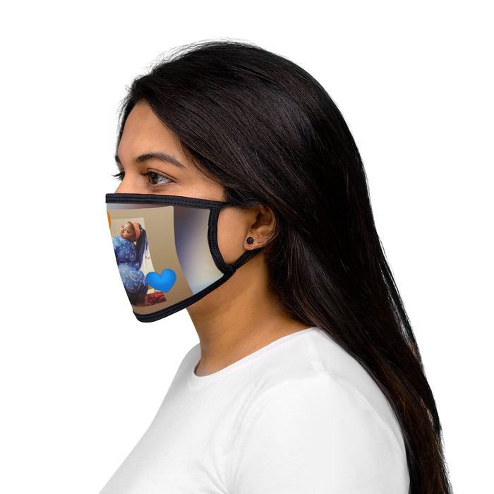 $T.Money Fabric Face Mask