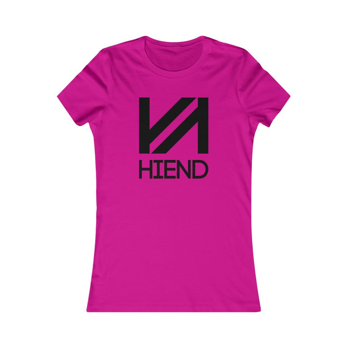 HIEND Women's Favorite Tee