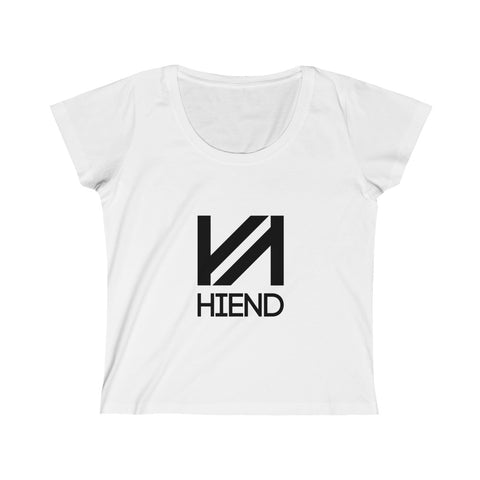 Hiend Women's Scoop Neck Tee