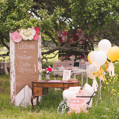Kate rose farm baby shower