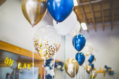 nautical baby shower balloons
