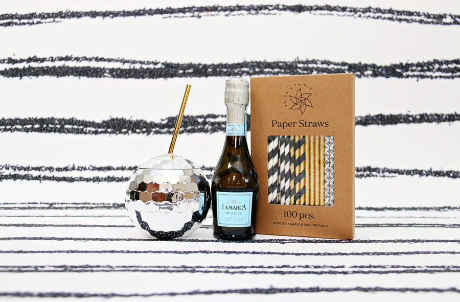 The Surprise, Paper Straw Subscription Box