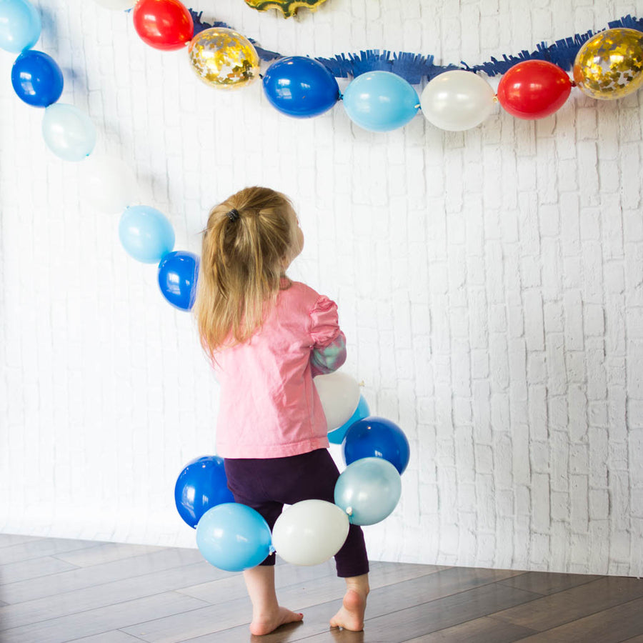4th of july balloon ideas