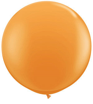 jumbo orange balloon