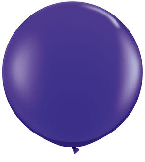 jumbo purple balloon