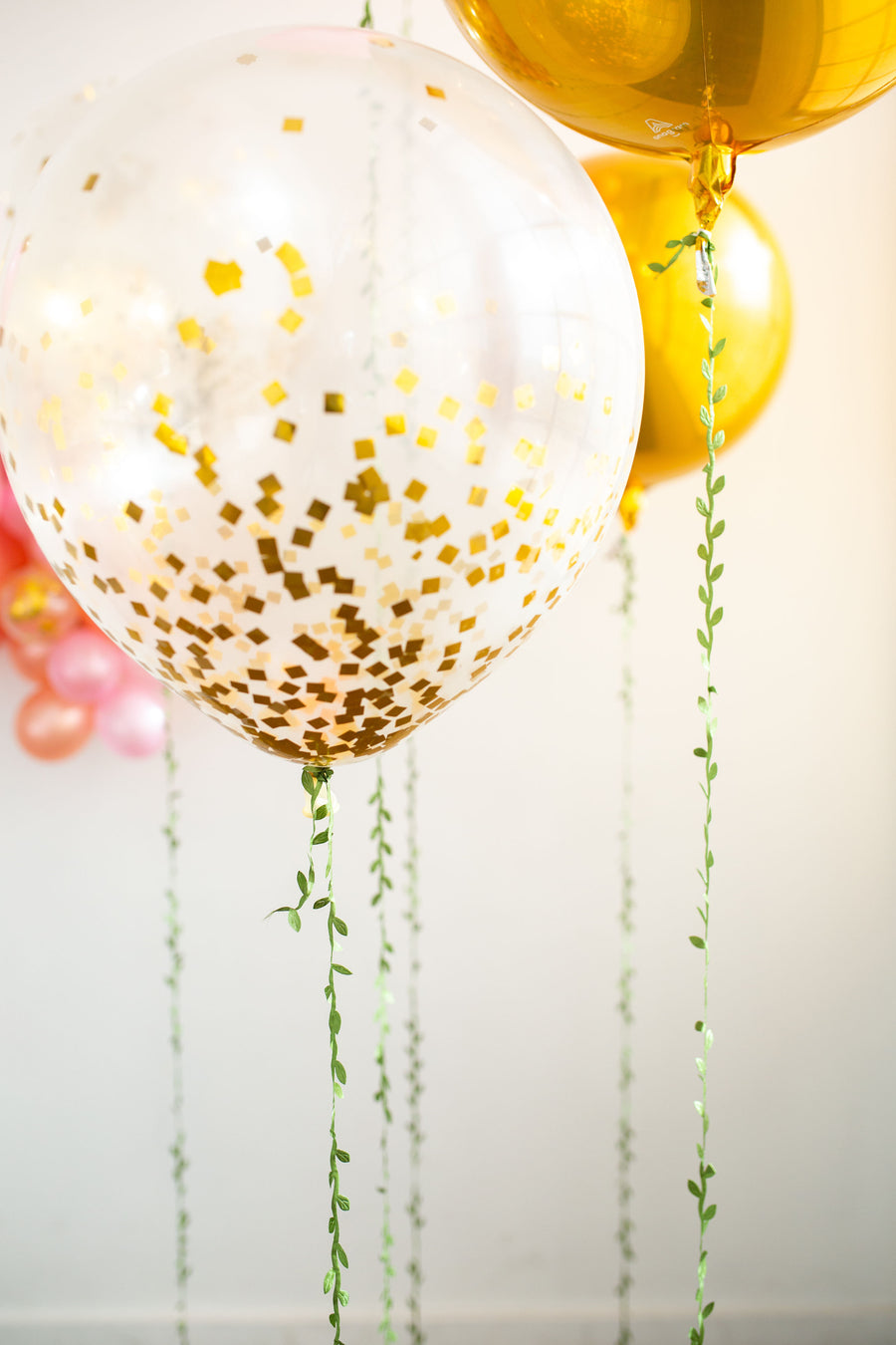 Balloon Greenery - Vine Garland for Floral Balloons