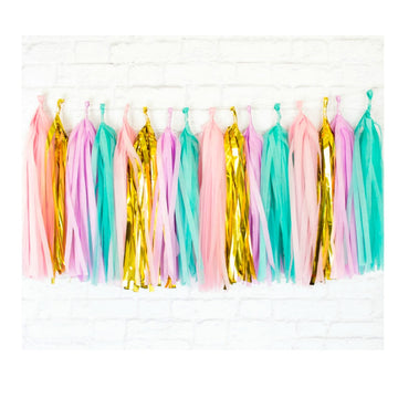 mermaid garland