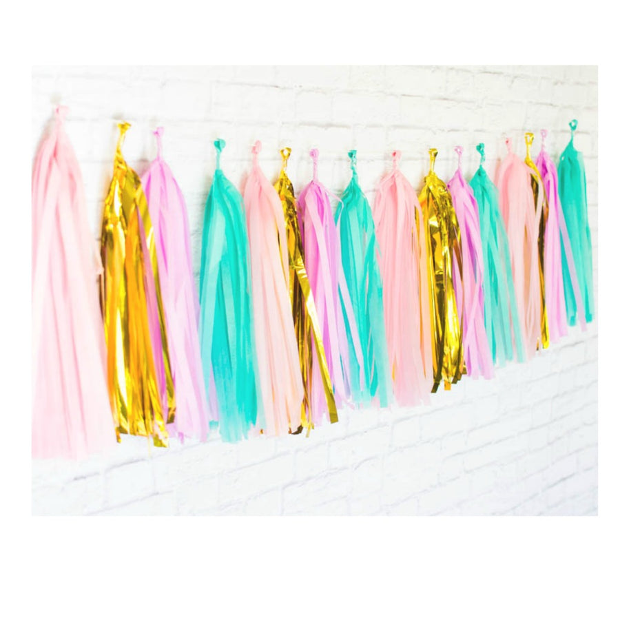 under the sea tassel garland