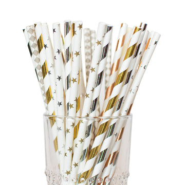 twinkle twinkle little star straws