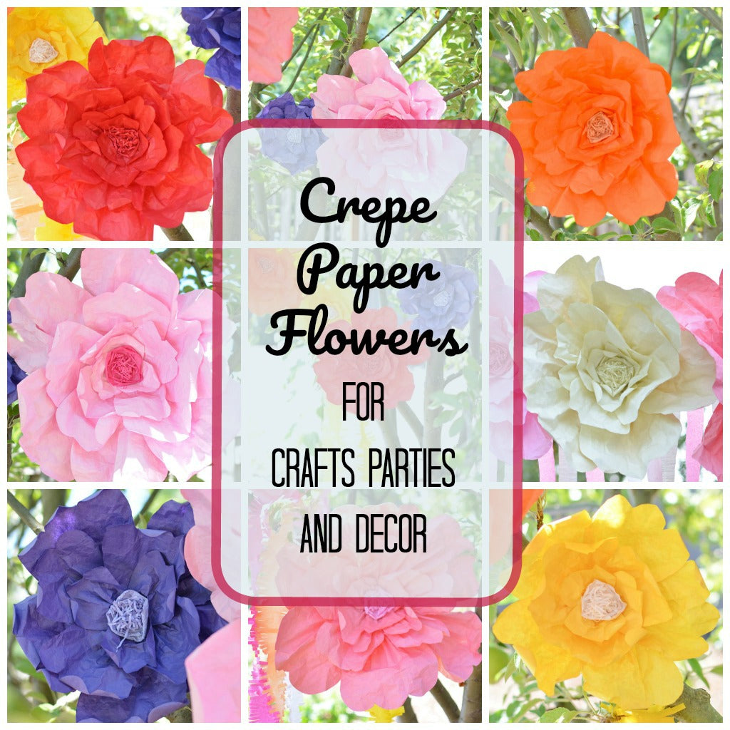 Paper Flowers Honeycomb Balls